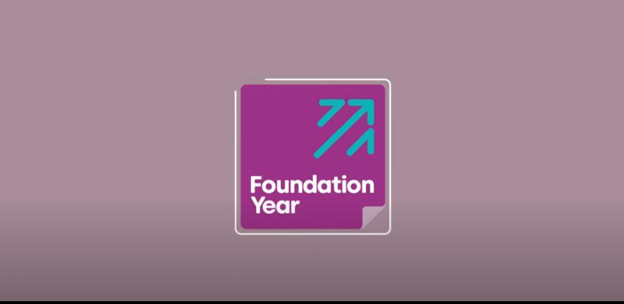 Foundation Year Animation